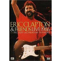Eric Clapton & Friends Live 1986