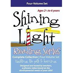 Shining Light Reading Series: Four Volume Set