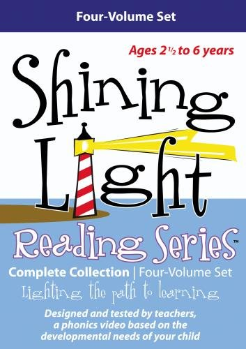 Shining Light Reading Series: Four Volume Set