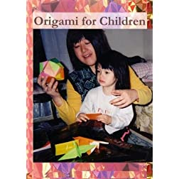 Origami (Japanese Paper Folding) for Children