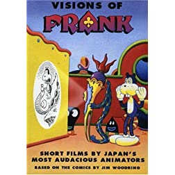 Visions of Frank: Short Films by Japan's Most Audacious Animators