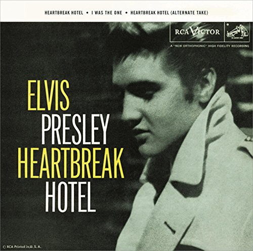 Elvis Presley - SndTrk - Heartbreak Hotel - Zortam Music