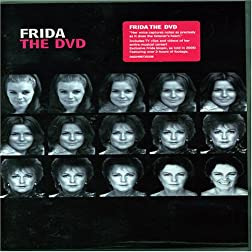 Frida the DVD