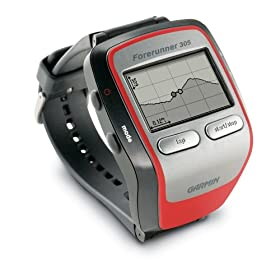 Garmin Forerunner 305 Wrist-Mounted GPS Personal Training Device | GoSale