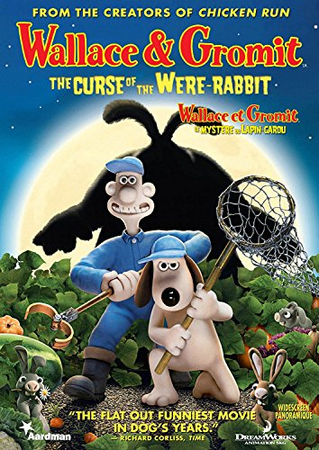 Wallace & Gromit - The Curse of the Were-Rabbit / ������ � ������: ��������� �������-�������� (2005)