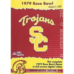 1979 Rose Bowl: USC Vs Michigan