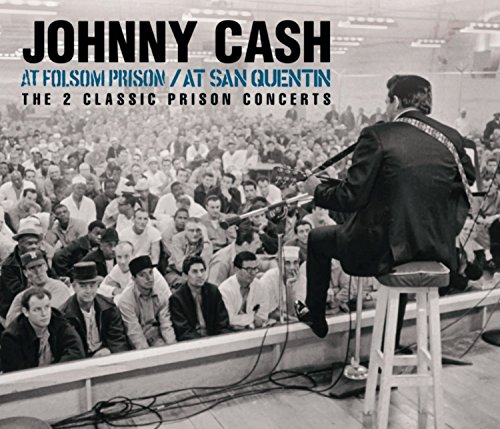 Johnny Cash - At San Quentin / At Folsom Prison - Zortam Music