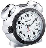 CASIO 目覚し時計 TQ-645-8JF アナログタイプ