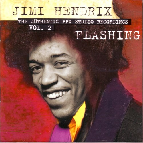 Jimi Hendrix - Flashing - Zortam Music