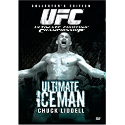 Ultimate Fighting Championship - Ultimate Iceman - Chuck Liddell