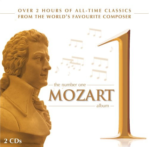 The Number One Mozart Album