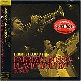 Skivomslag för Trumpet Legacy