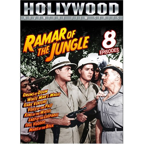 Hollywood Adventure Film Series: Ramar of the Jungle