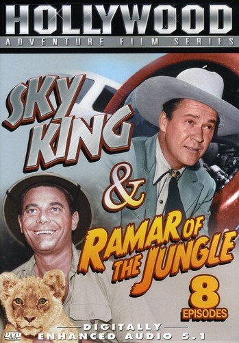Hollywood Adventure Film Series: Sky King & Ramar of the Jungle