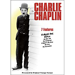 Charlie Chaplin, Vol. 4