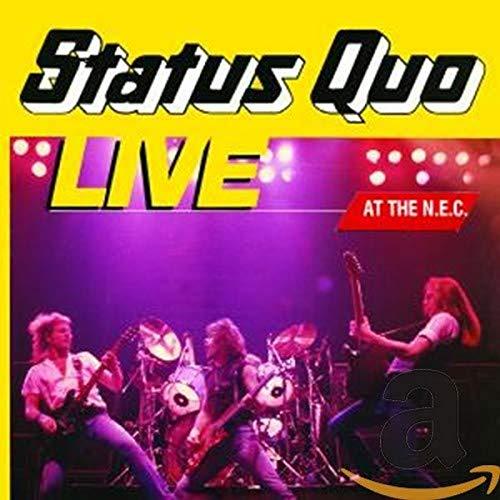 Status Quo - Live at the N.E.C - Zortam Music