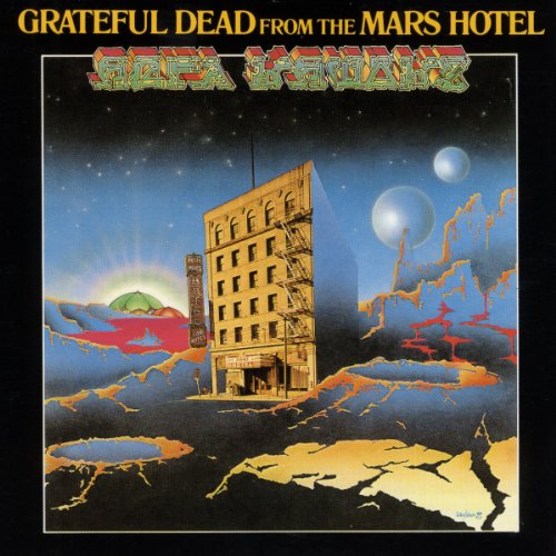 Grateful Dead - 1974-12-XX - Mars Hotel Sessions - Zortam Music