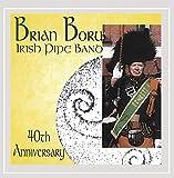 Copertina di Brian Boru Irish Pipe Band 40th Anniversary