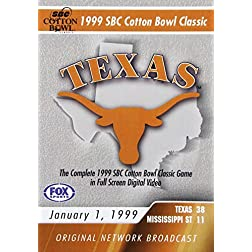 1999 SBC Cotton Bowl Classic Game