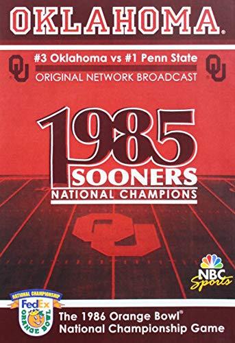 1986 Orange Bowl National Championship Game