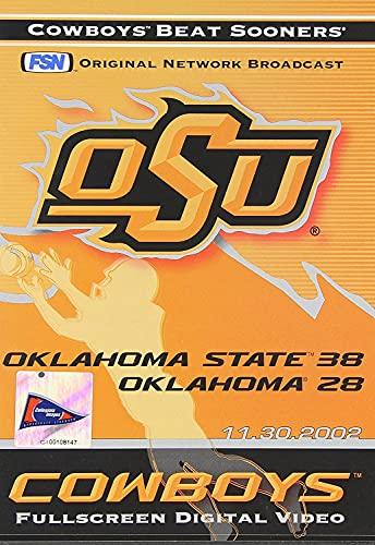 2002 Oklahoma State Vs. Oklahoma