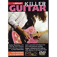 Killer Guitar - Killer Technique for Rock Guitarists