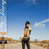 being(初回限定盤)(DVD付)