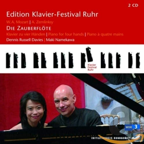 Die Zauberflöte: Piano for Four Hands