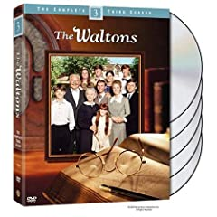 The Waltons Dvds
