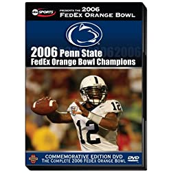 2006 Orange Bowl: Penn State Vs FSU