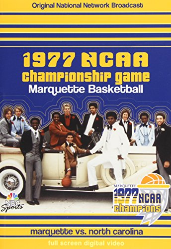 1977 NCAA Championship Game: Marquette Vs. North Carolina