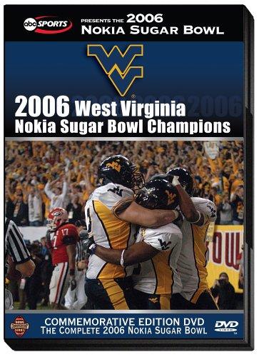 2006 Sugar Bowl: West Virginia Vs Georgia