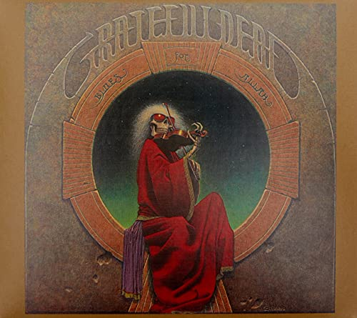 The Grateful Dead - Blues For Allah (Picture Disc) - Zortam Music