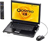 東芝 Qosmio (C-D Core Duo 2.00GHz, 1024MB, 17