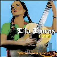 Entre copa y copa... Lila Downs