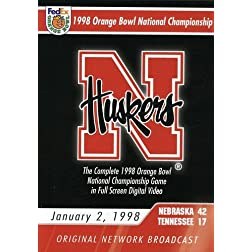 1998 Orange Bowl National Championship Game