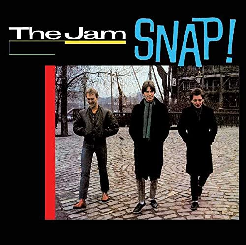 The Jam - The Gift [Deluxe Edition] [Disc 1] - Zortam Music