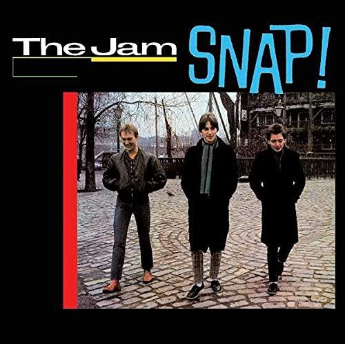 The Jam - Snap! (Disc 2) - Lyrics2You