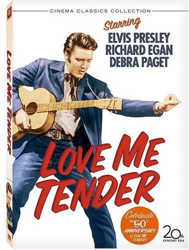 Love me tender / Люби меня нежно (1956)