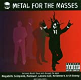 Copertina di album per Metal for the Masses
