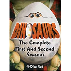 Dinosaurs Dvds