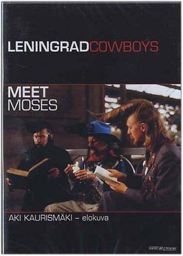 Leningrad Cowboys Meet Moses / Ленинградские ковбои встречают Моисея (1994)
