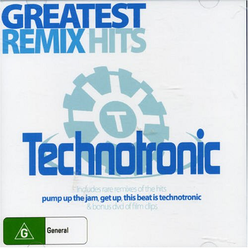 Technotronic - Greatest Remix Hits - Zortam Music