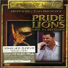 Pride of Lions: Live in Belgium