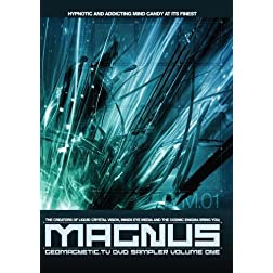 MAGNUS - Geomagnetic.tv DVD Sampler Volume One
