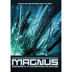 MAGNUS - Geomagnetic.tv DVD Sampler Volume One