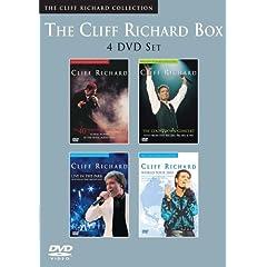 The Cliff Richard Box (4 DVD Set)
