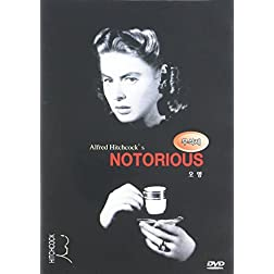 Notorious (DVD) - 1946 - Ingrid Bergman, Cary Grant (Import)