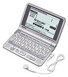 CASIO 電子辞書 Ex-word XD-ST7400 (25コンテンツ, 英語/音声イタリア語系, 6ヶ国語音声読み上げ機能&イタリア語ネイティブ音声機能, バックライトつきスーパー高精細液晶, トリプル追加機能搭載)