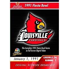 1991 Fiesta Bowl Game